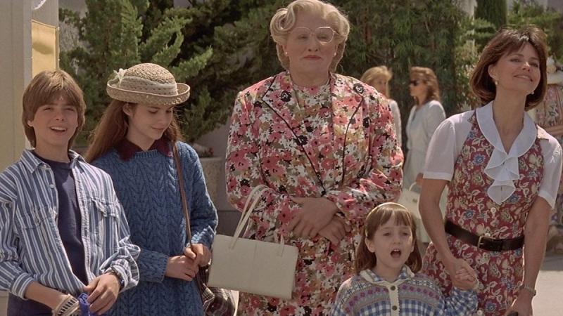 Bảo mẫu giả danh (Mrs Doubtfire 1993)