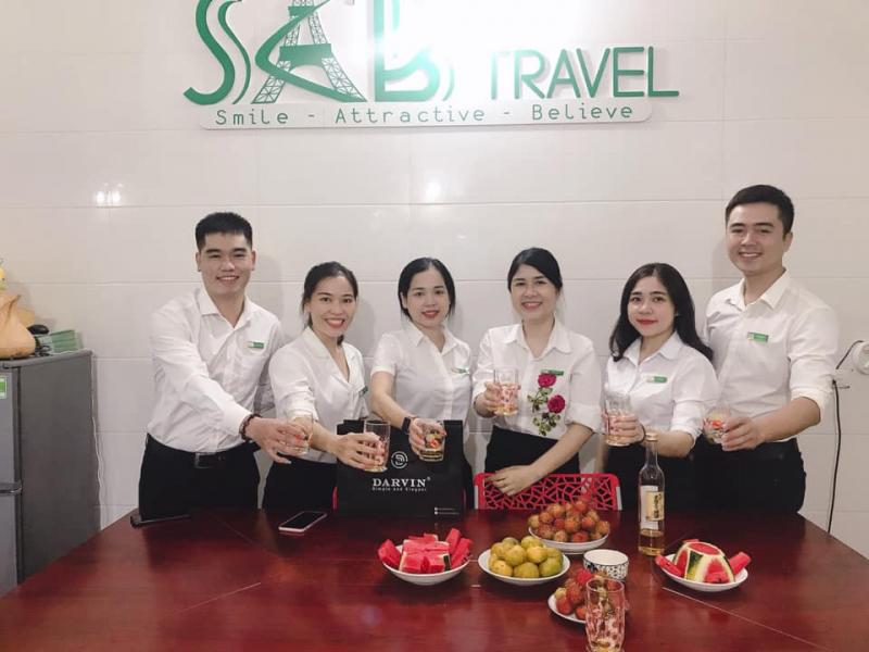 SAB TRAVEL với đội ngũ CBCNV được đào tạo chính quy cơ bản