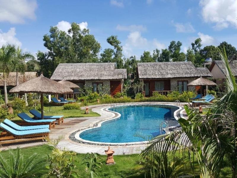Cottage Village mang lại sự thoải mái, gần gũi cho du khách