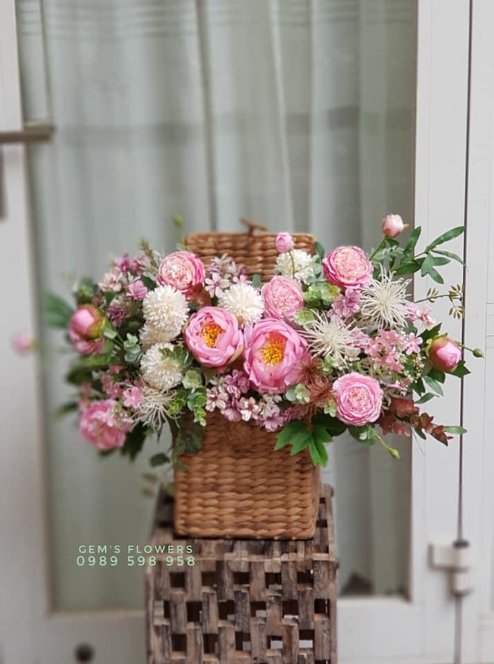 Gem's Flowers