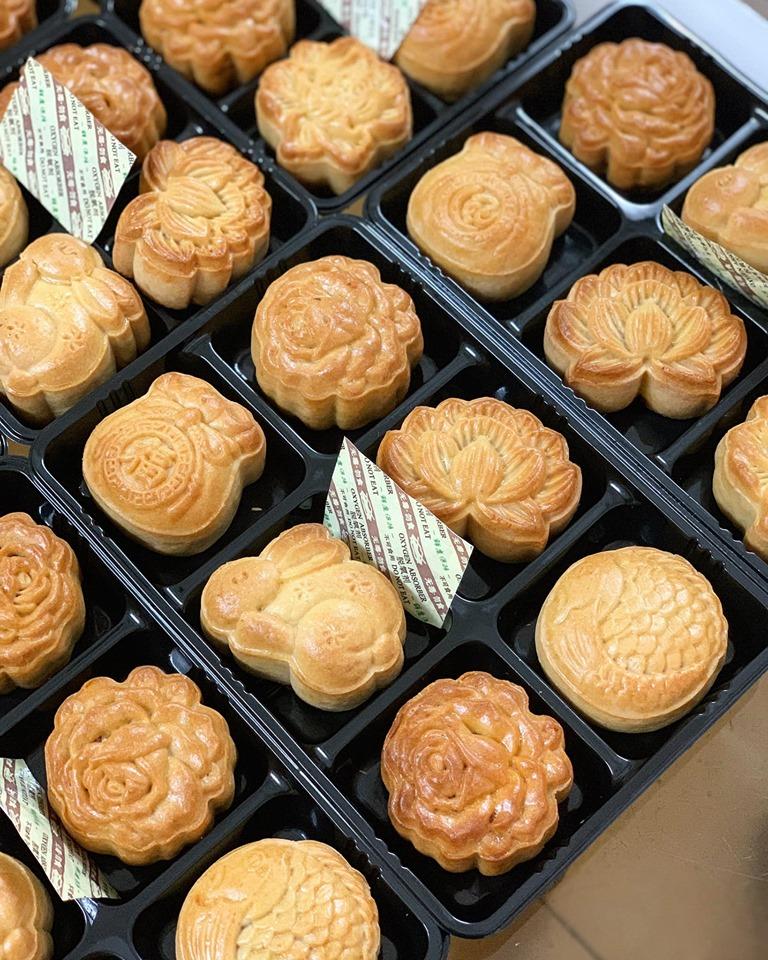 Bánh Khánh Tiên nổi tiếng về độ chỉn chu và thơm ngon