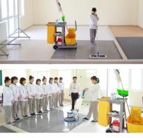 Top 10  Công ty vệ sinh công nghiệp giá rẻ và uy tín tại Hà Nội