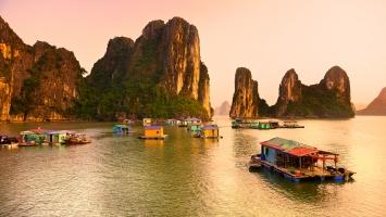 Top 20  Điểm đến thú vị ở Việt Nam hút khách quốc tế