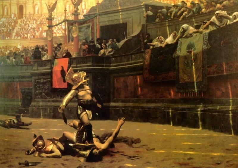 Top 10  điều kì lạ nhất ở thế vận hội cổ đại