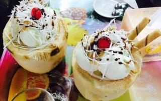 Top 16  đồ ăn, thức uống mát lạnh tại Hà Nội