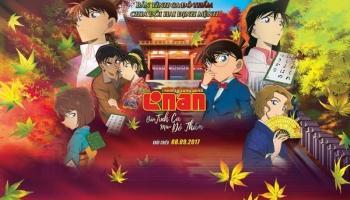 Top 6  bản điện ảnh hay nhất của series trinh thám Detective Conan