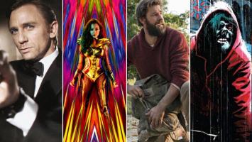 Top 15  phim chiếu rạp hot nhất ra mắt trong năm 2020