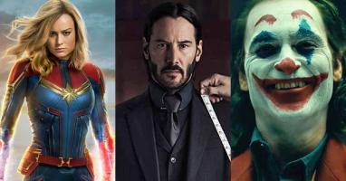 Top 24  phim rạp bom tấn đáng mong đợi nhất trong năm 2019