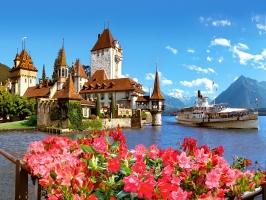 Top 12  địa điểm lãng mạn nhất trên thế giới như thiên đường trong mơ.