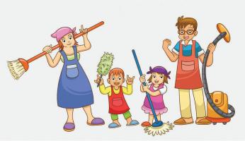 Top 5  sai lầm khi dọn dẹp nhà cửa khiến nhà càng dọn càng bẩn hơn