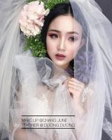 Top 7  Tiệm trang điểm cô dâu đẹp nhất Thái Nguyên